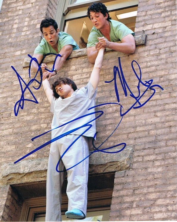 21 & Over Signed Photo