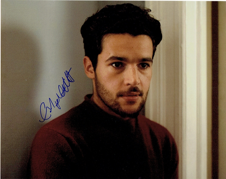Christopher Abbott Signed Photo