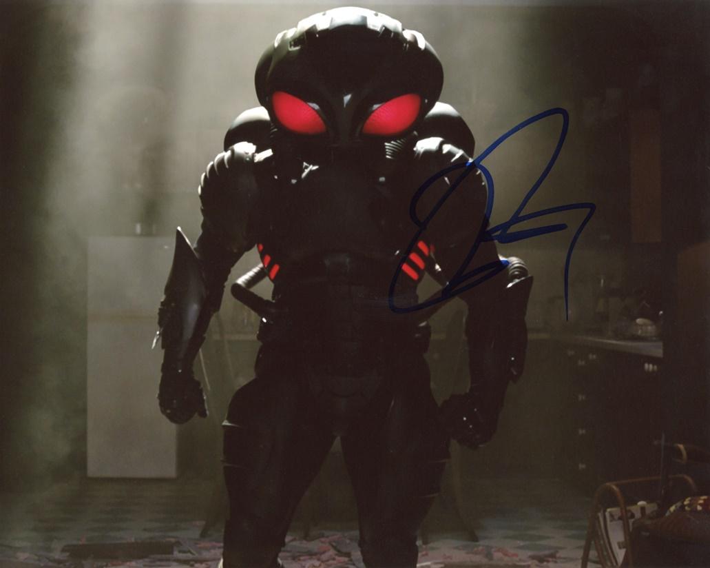 Yahya Signed Photo