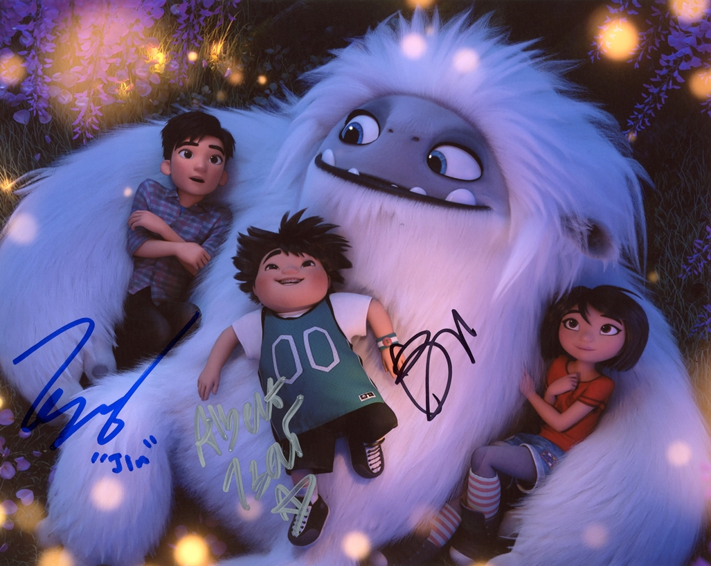 Abominable Signed Photo
