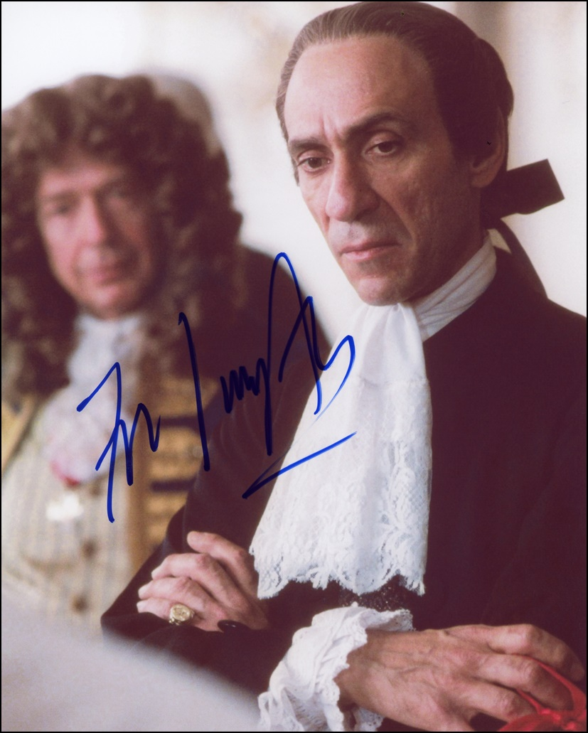 F. Murray Abraham Signed Photo