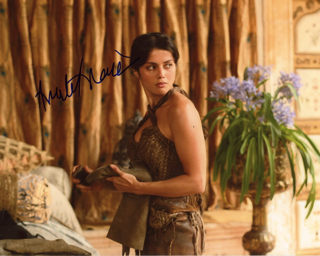 Amrita Acharia Signed Photo