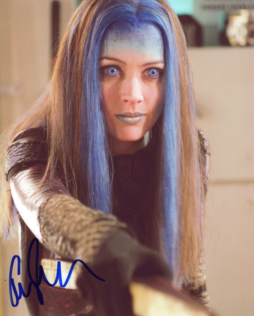 Amy Acker Signed Photo