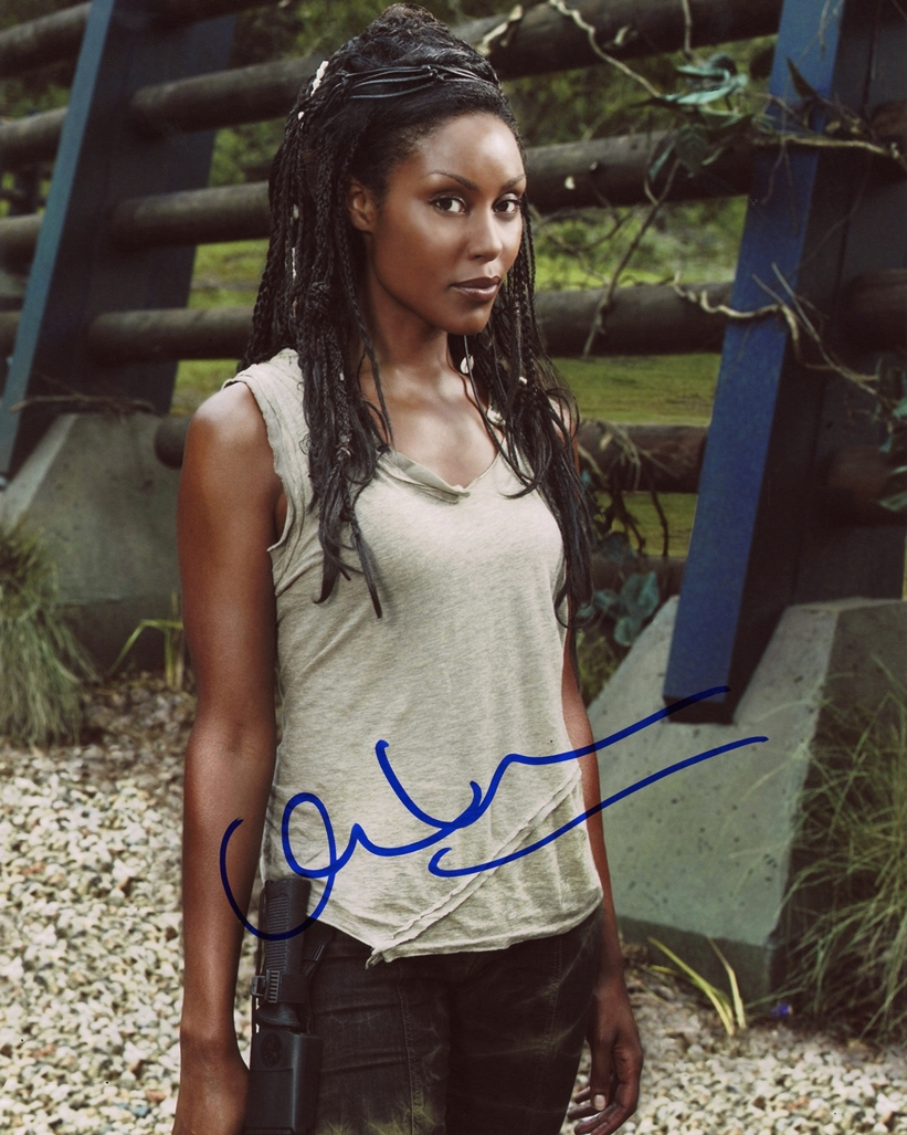 Christine Adams Signed Photo