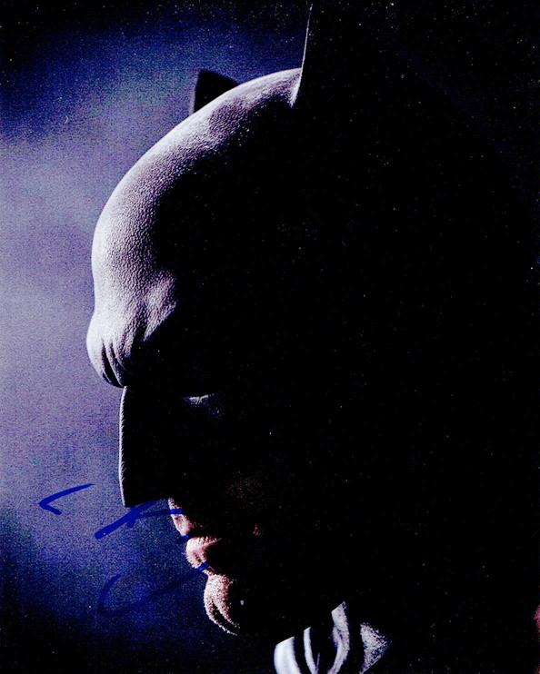 Ben Affleck Signed Photo