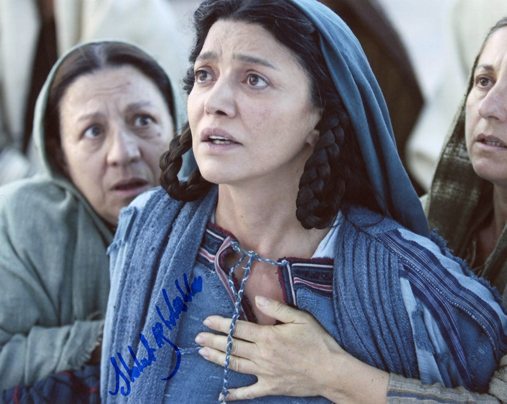 Shohreh Aghdashloo Signed Photo