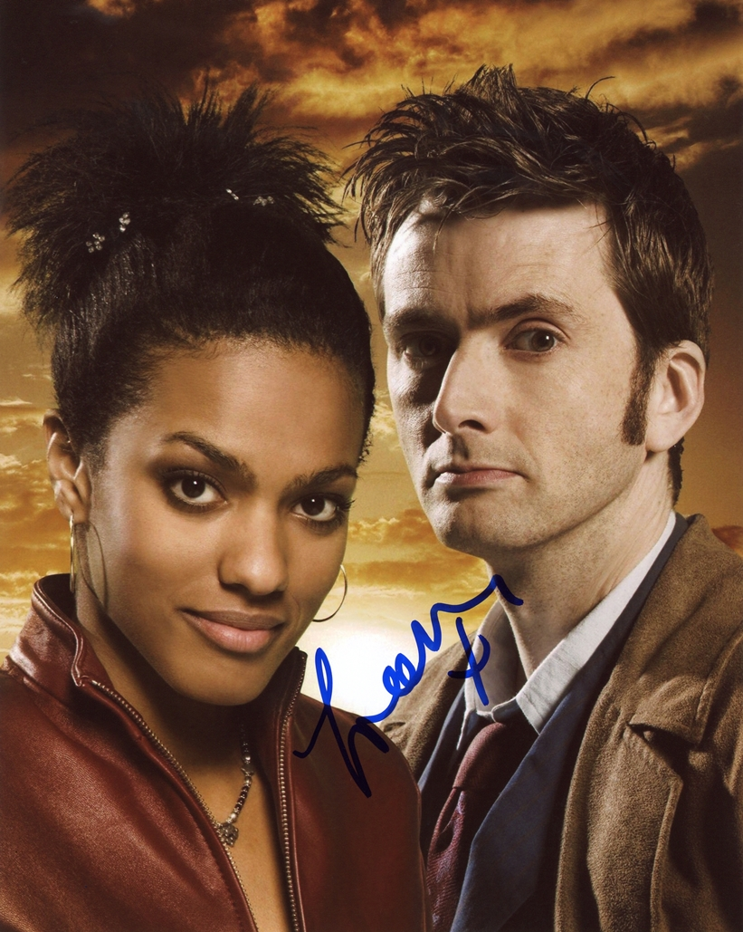 Freema Agyeman Signed Photo
