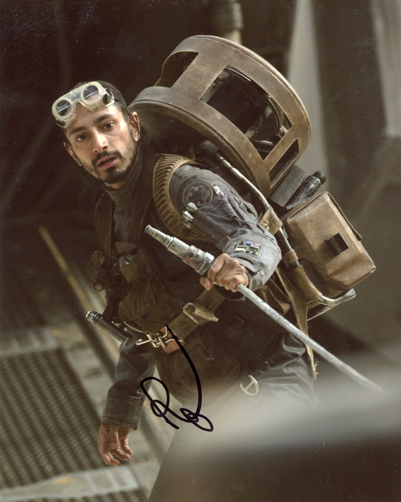 Riz Ahmed Signed Photo