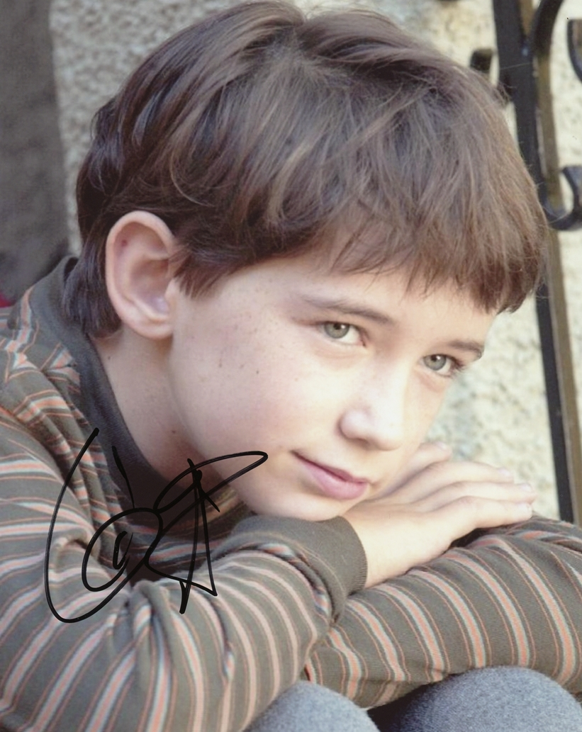 Liam Aiken Signed Photo