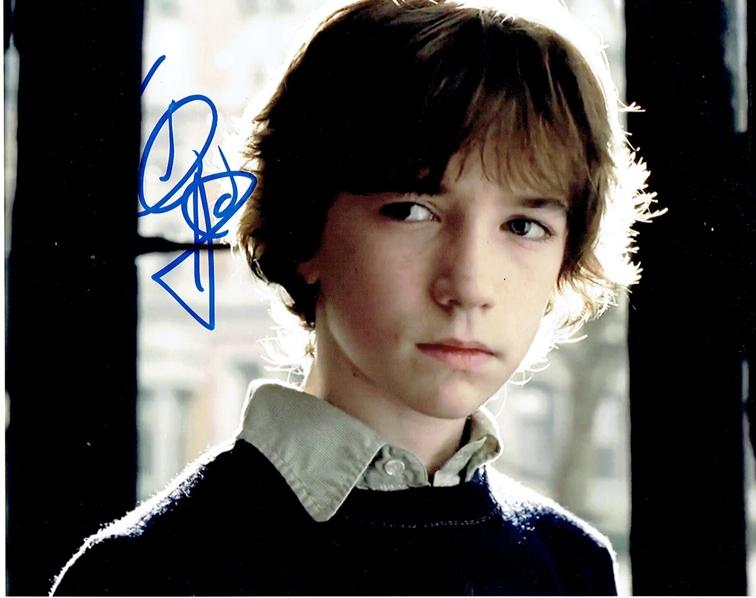 Liam Aiken Signed Photo
