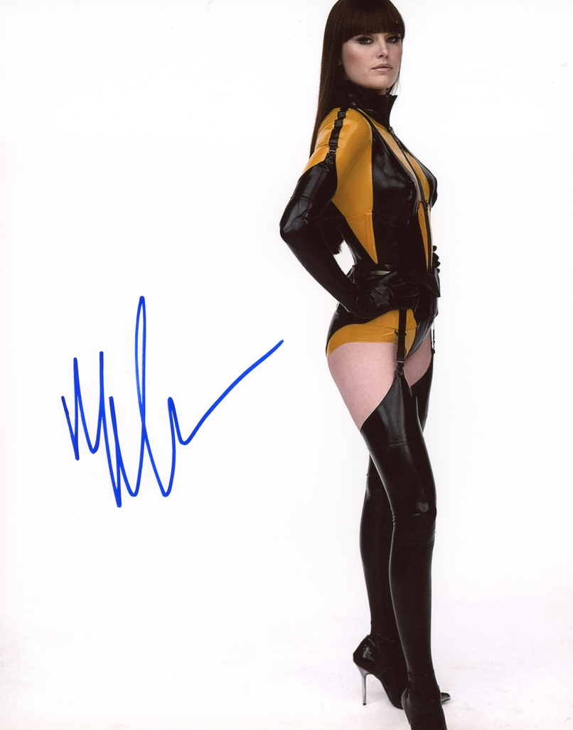 Malin Akerman Signed Photo