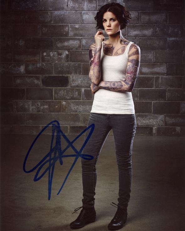 Jaimie Alexander Signed Photo