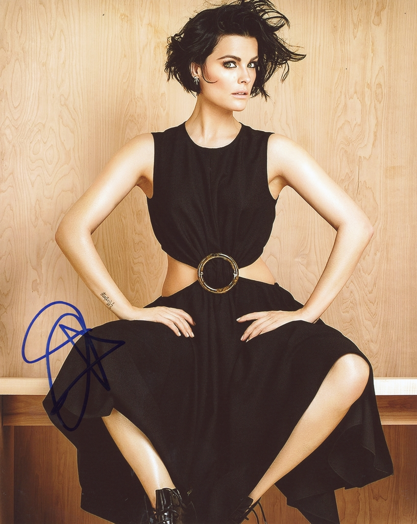 Jaimie Alexander Signed Photo