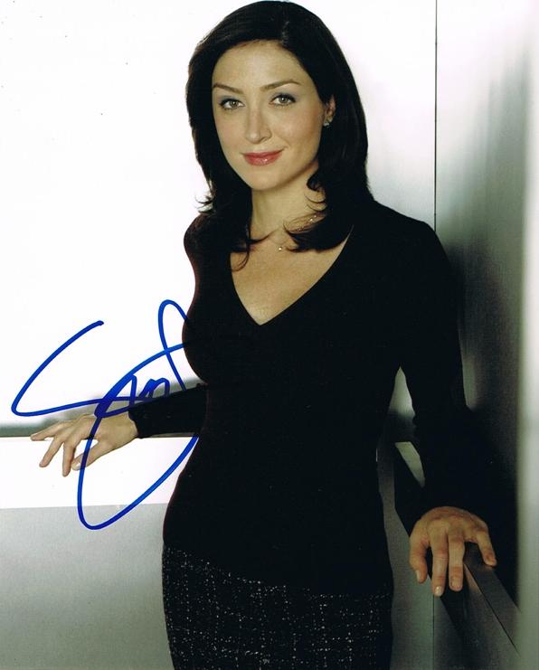 Sasha Alexander Signed Photo