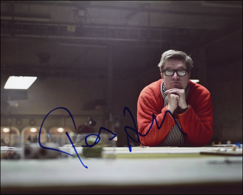 Tomas Alfredson Signed Photo