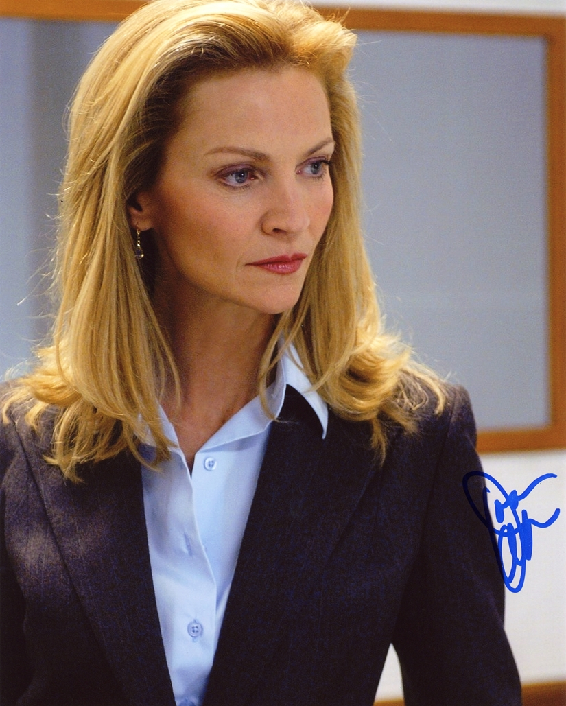 Joan Allen Signed Photo