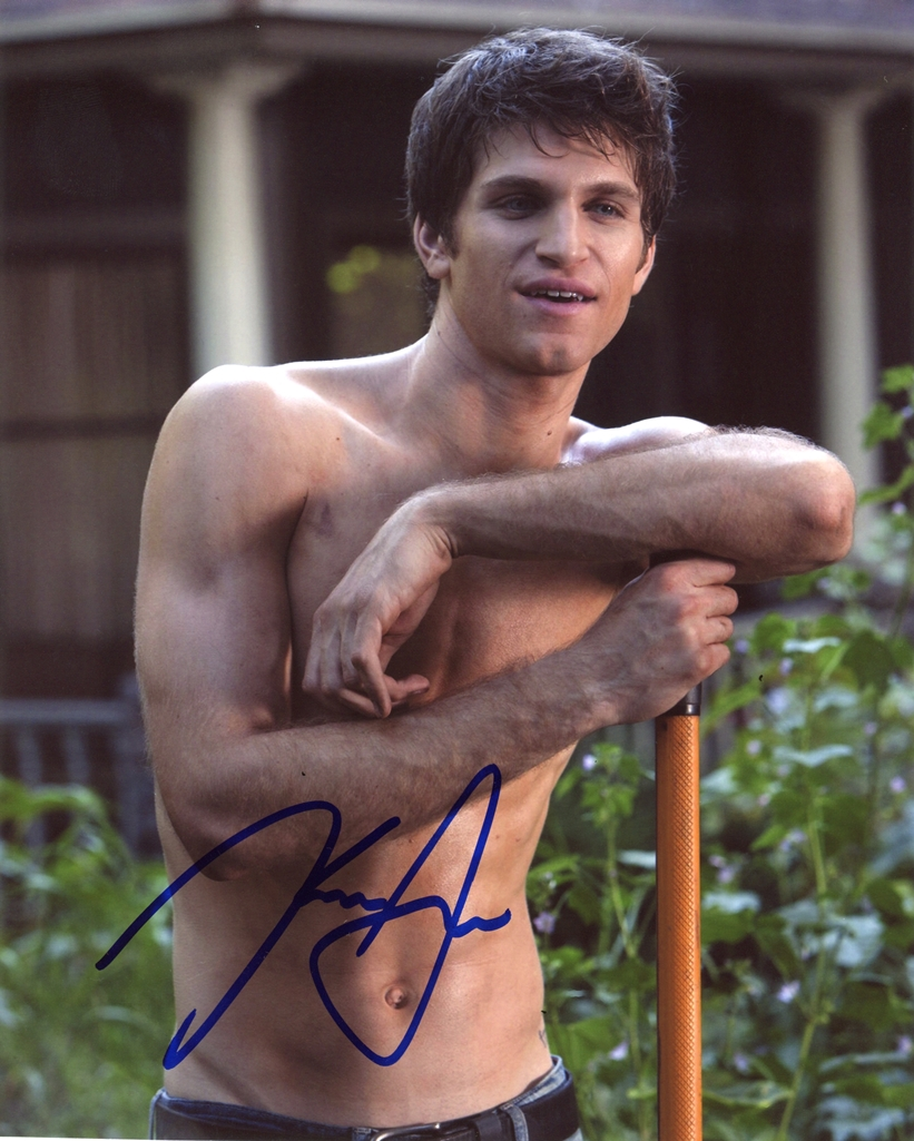 Keegan Allen Signed Photo