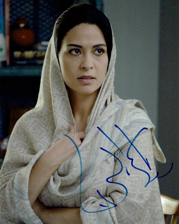 Yasmine Al Massri Signed Photo