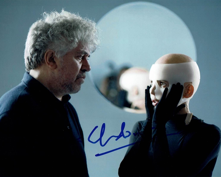 Pedro Almodovar Signed Photo