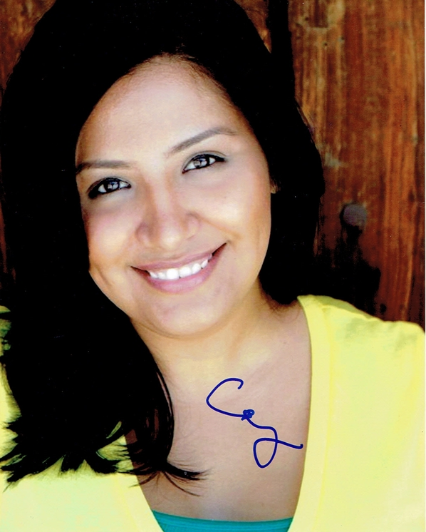 Cristela Alonzo Signed Photo