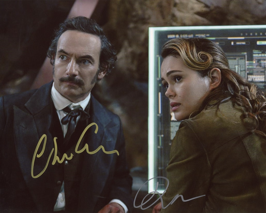 Altered Carbon Signed Photo
