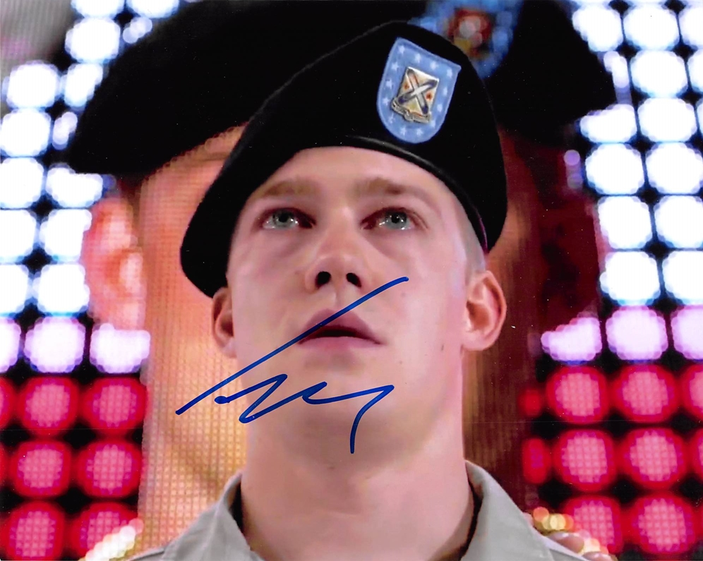 Joe Alwyn Signed Photo
