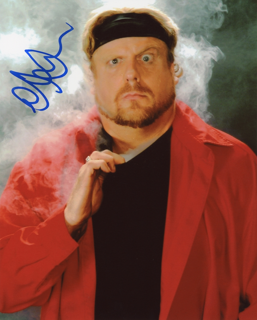 The Amazing Johnathan Signed Photo