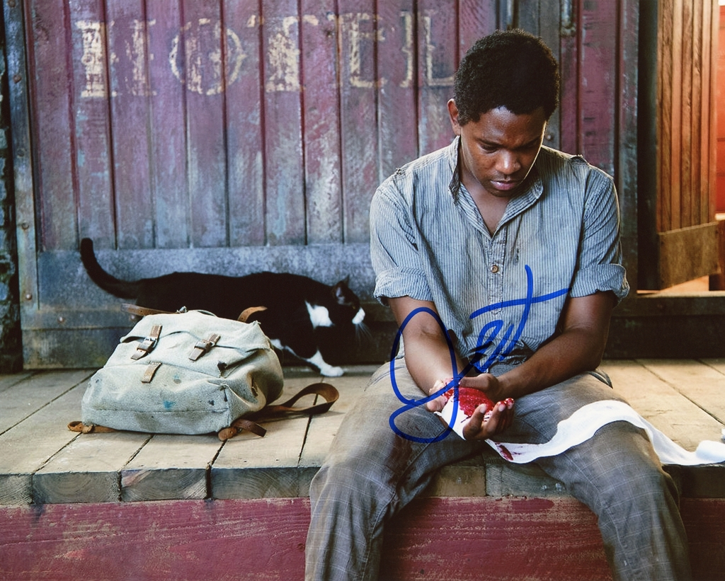 Aml Ameen Signed Photo