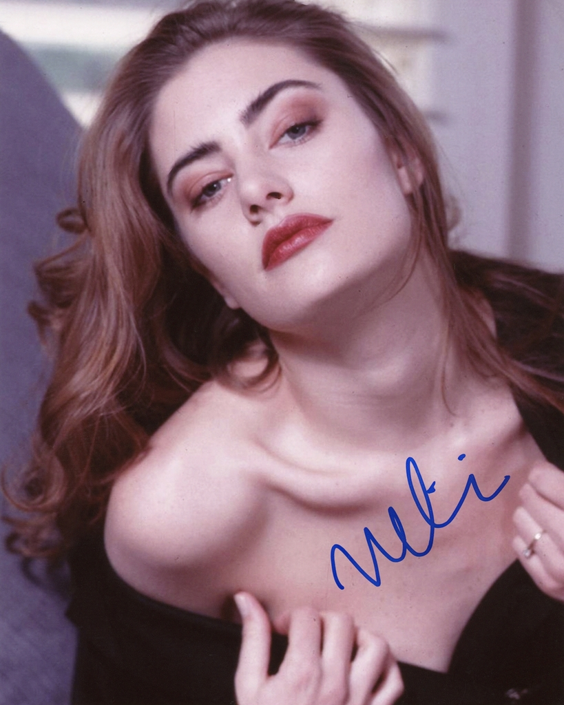Madchen Amick Signed Photo