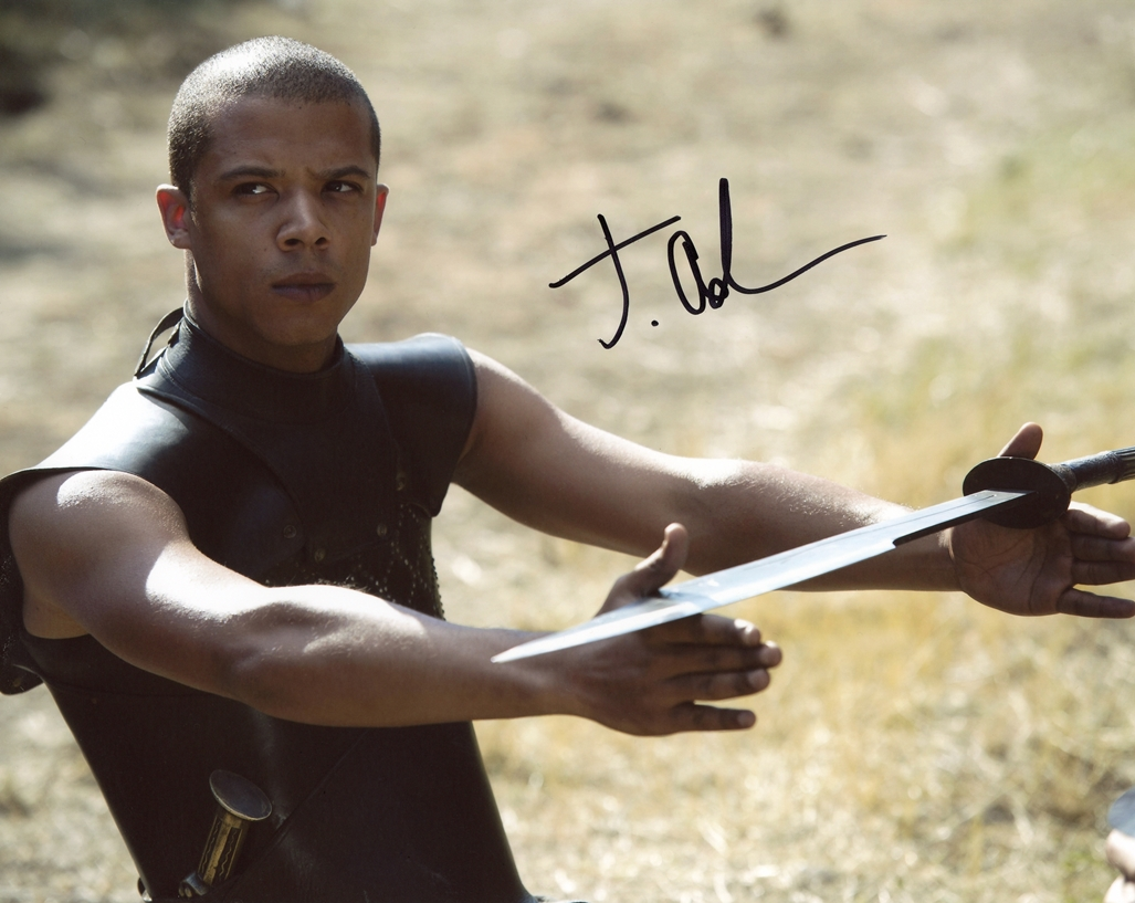 Jacob Anderson Signed Photo