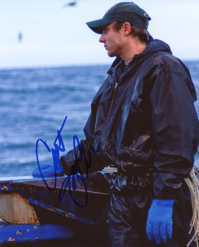 Jake Anderson Signed Photo
