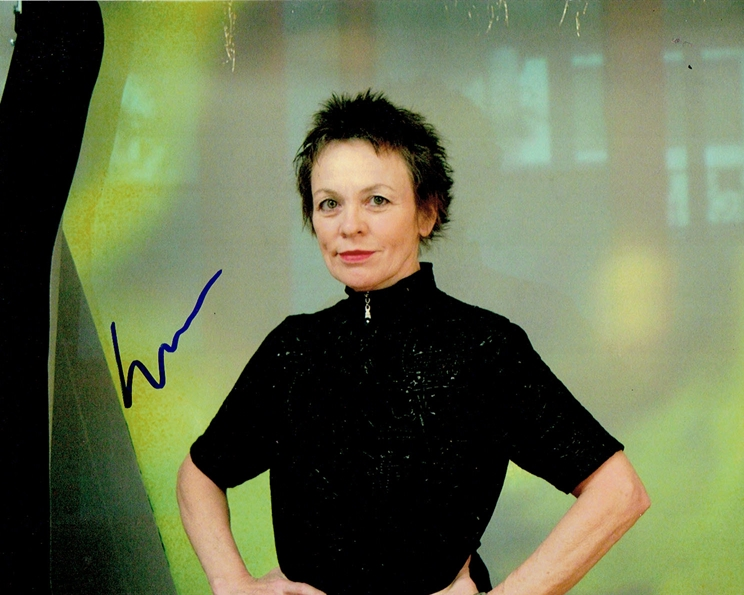 Laurie Anderson Signed Photo