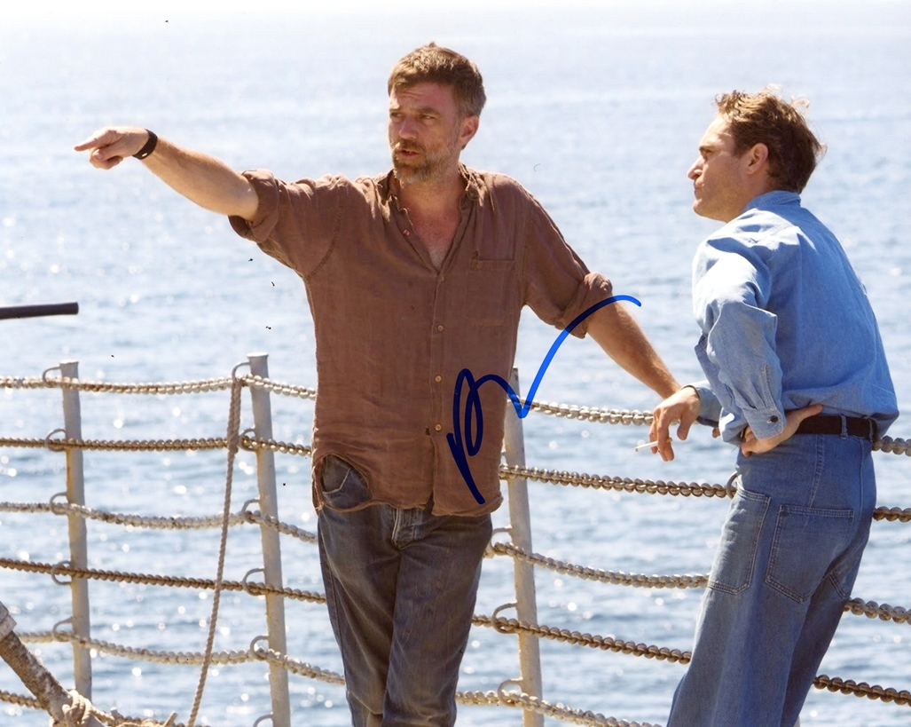 Paul Thomas Anderson Signed Photo