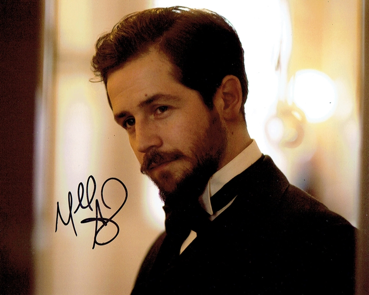 Michael Angarano Signed Photo