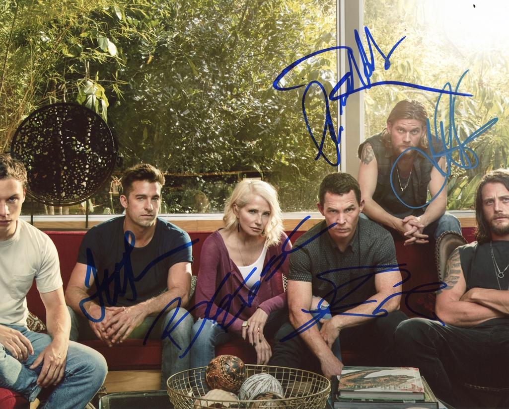 Animal Kingdom Signed Photo