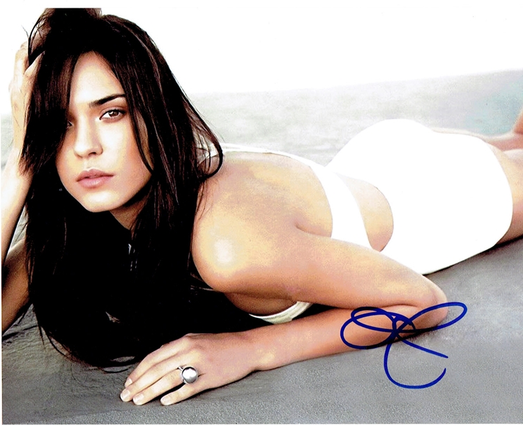 Odette Annable Signed Photo