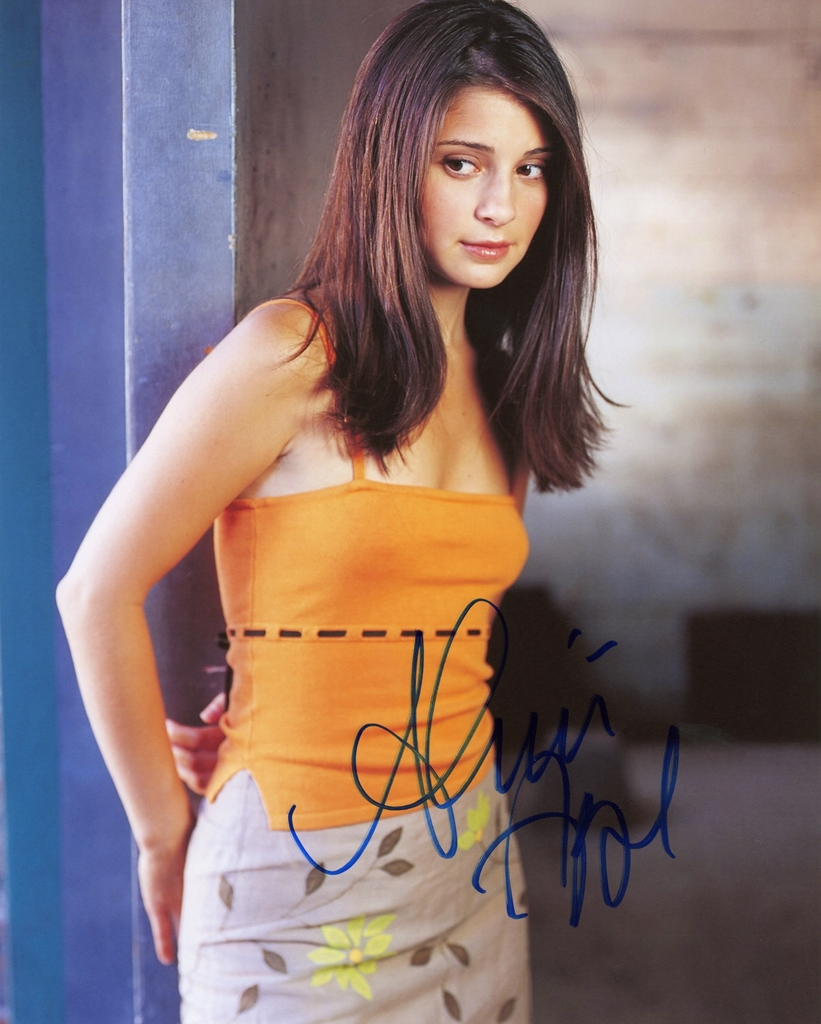 Shiri Appleby Signed Photo
