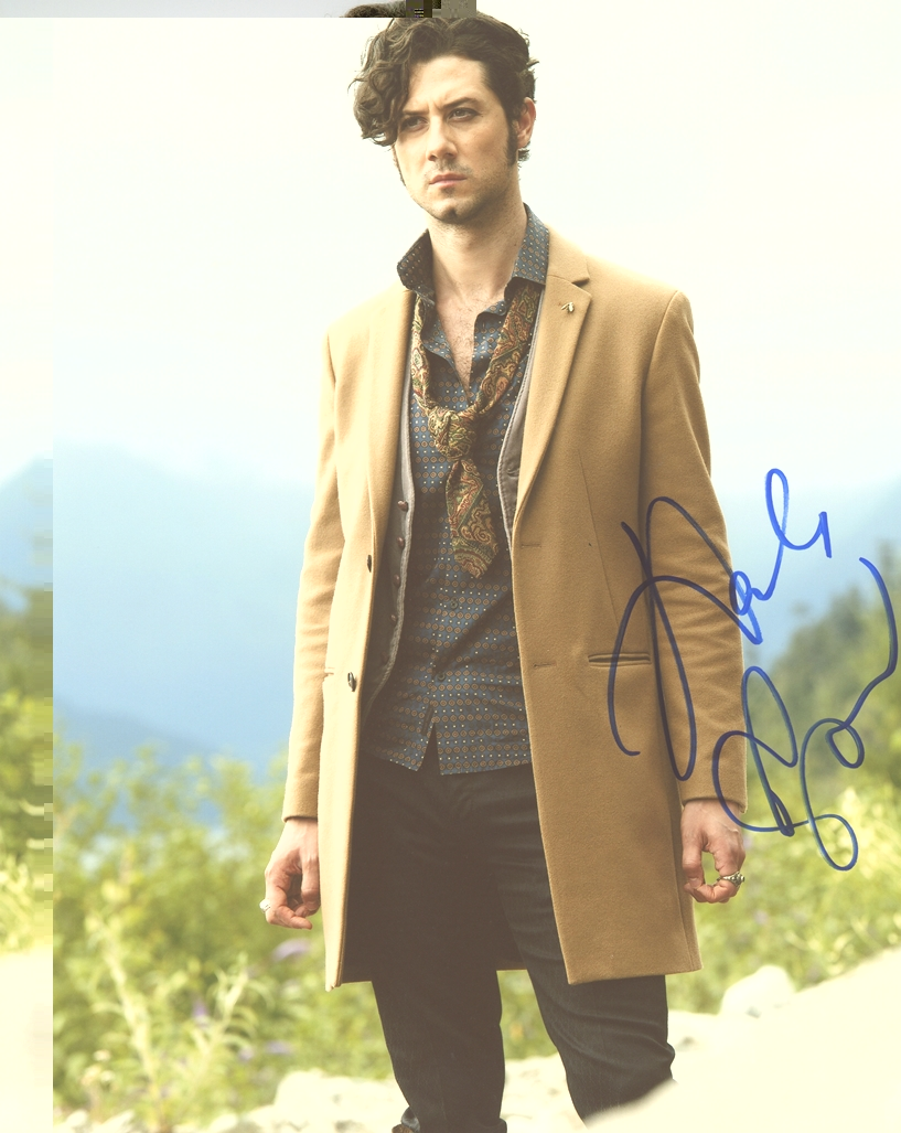 Hale Appleman Signed Photo