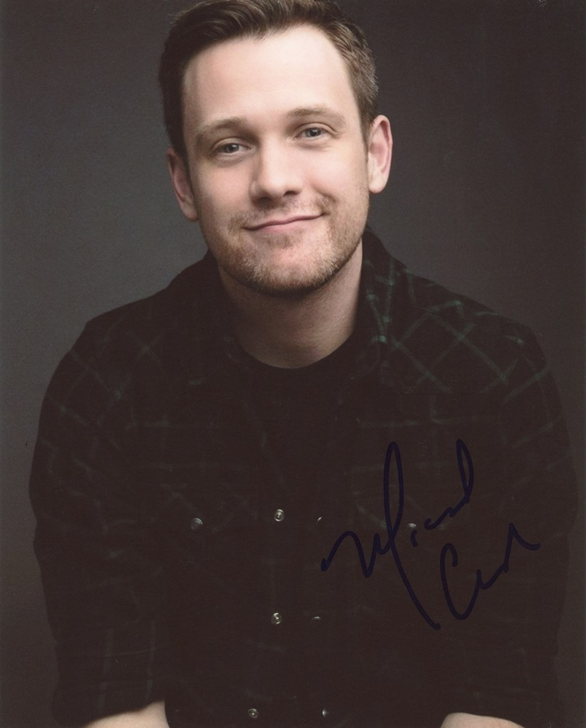 Michael Arden Signed Photo