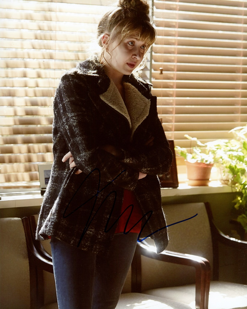 Nina Arianda Signed Photo