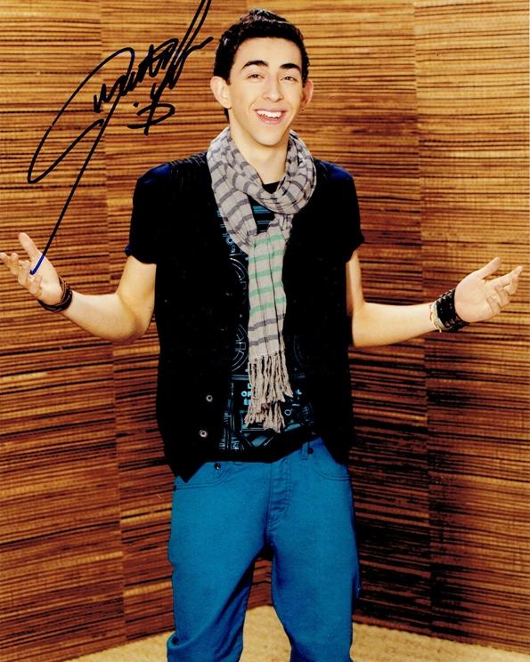 Mateo Arias Signed Photo