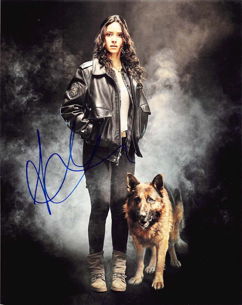 Adria Arjona Signed Photo