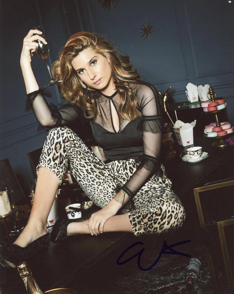 Emily Arlook Signed Photo