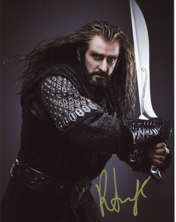 Richard Armitage Signed Photo