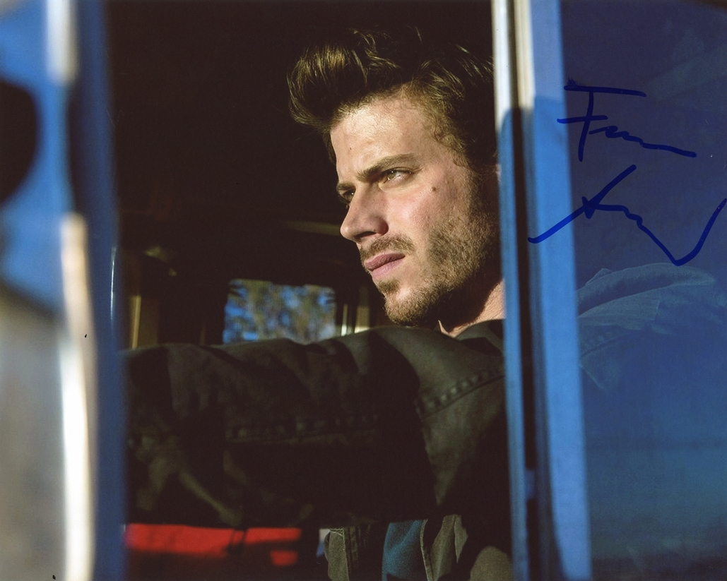 Francois Arnaud Signed Photo