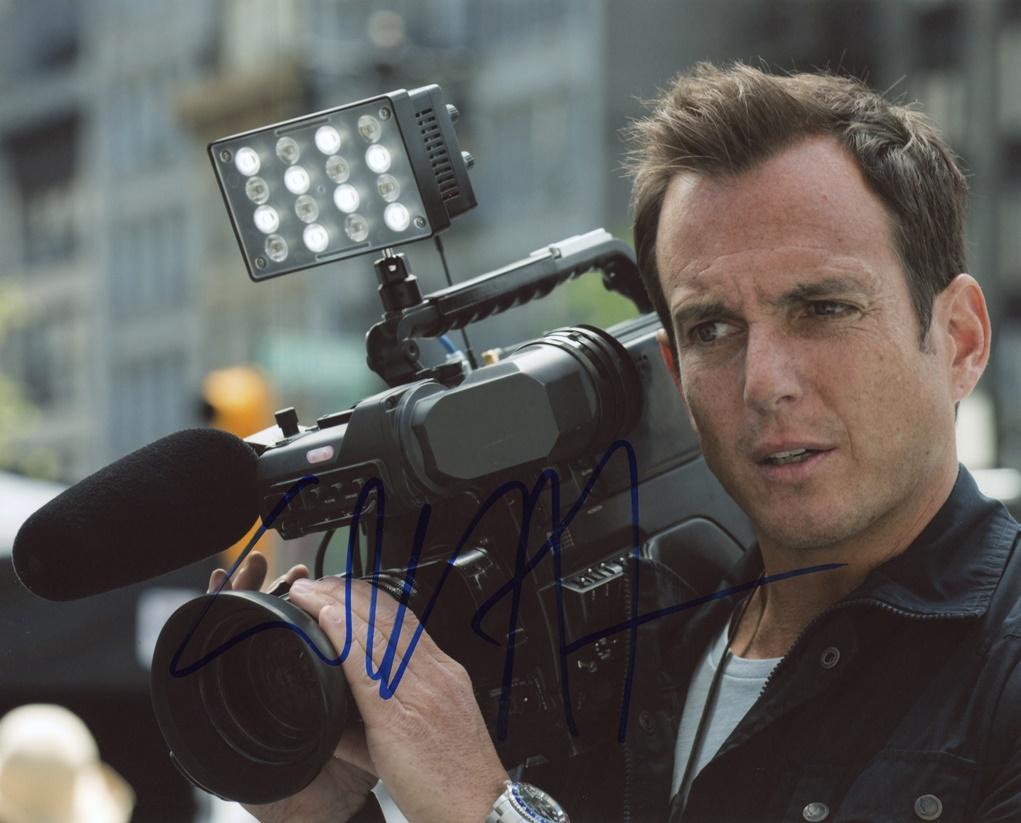 Will Arnett Signed Photo