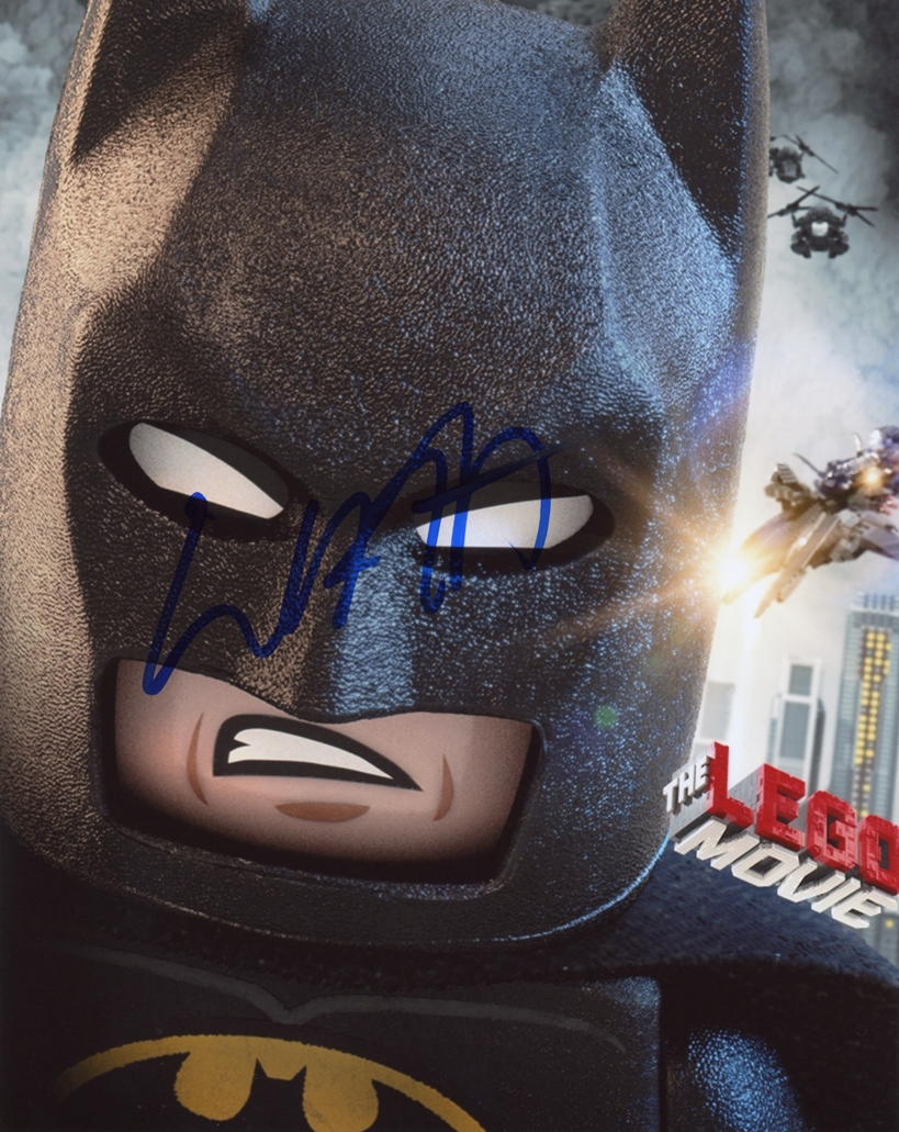 Will Arnett Signed Photo