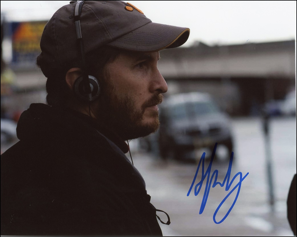 Darren Aronofsky Signed Photo