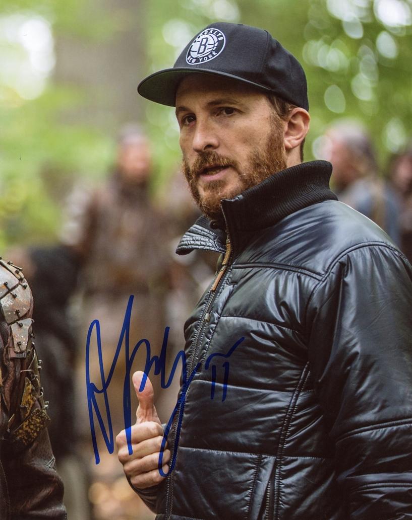 Darren Aronofsky Signed Photo