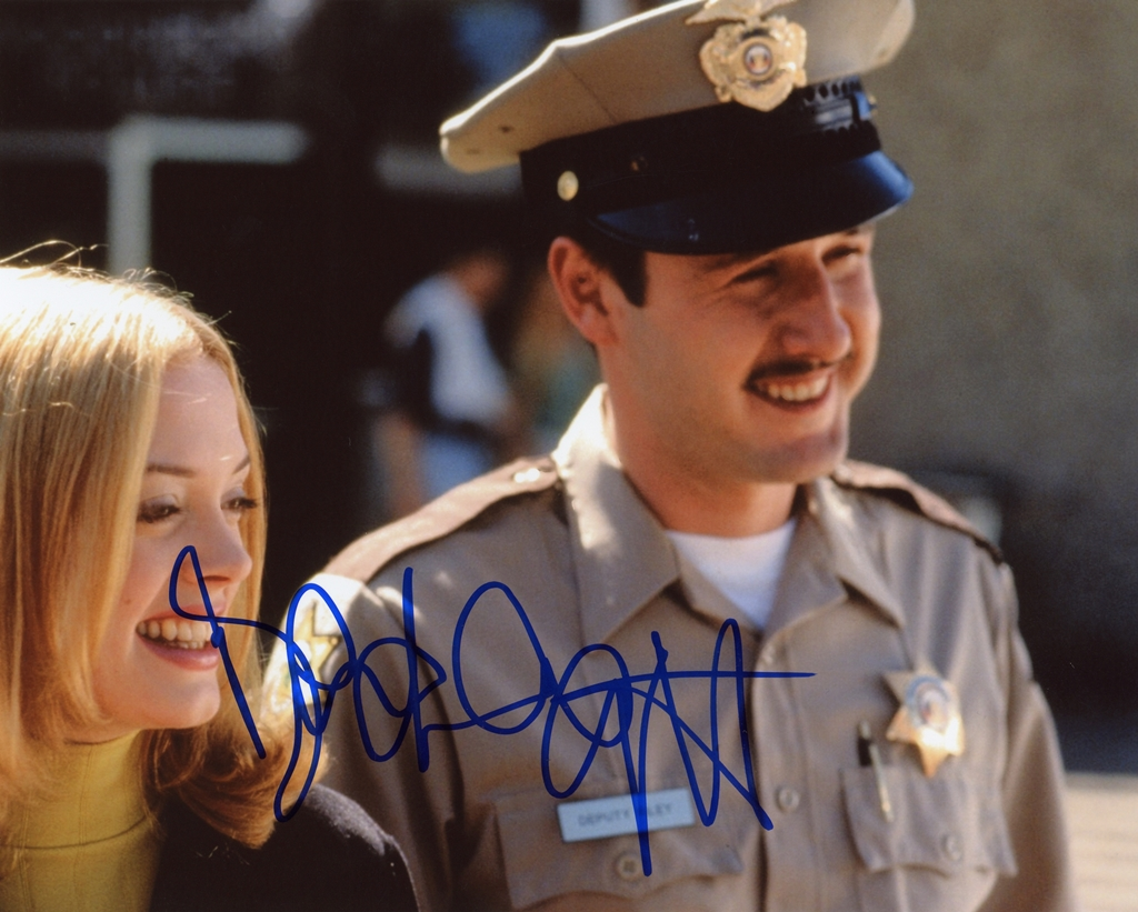 David Arquette Signed Photo